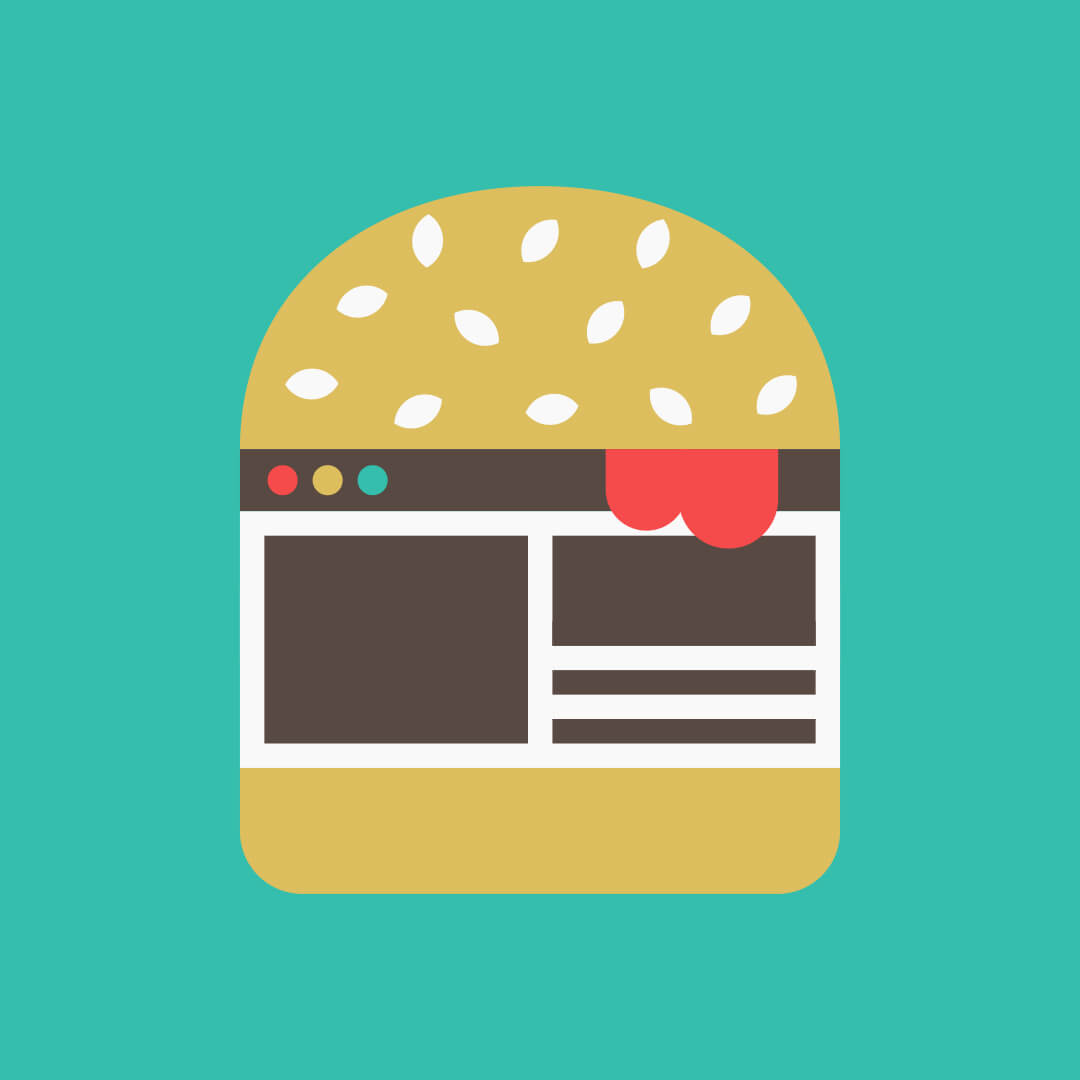 Website Burger