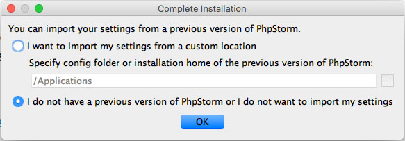 How to setup WordPress coding standards in phpStorm with